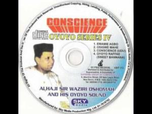 Waziri Oshomah - Osigwe Mahe
